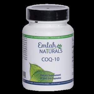 Emlah Naturals CoQ-10 30ct