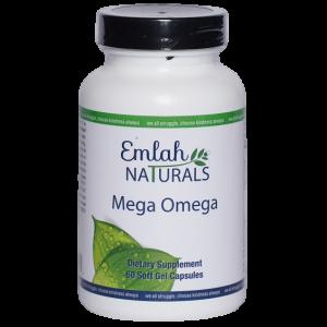 Emlah Naturals Mega Omega 60ct