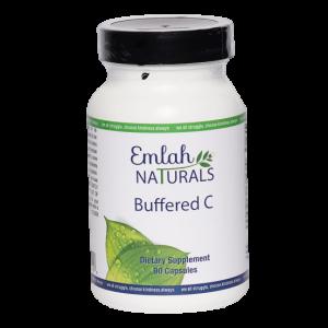 Emlah Naturals Buffered C 90ct