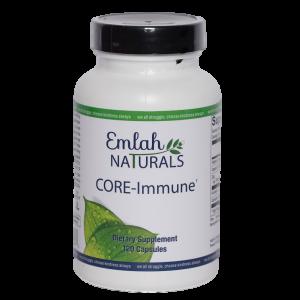 Emlah Naturals CORE-Immune 120ct