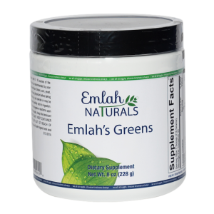 Emlah Naturals Emlah's Greens 8oz